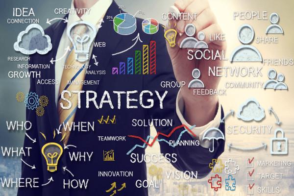 Gestão estratégica = 4 ferramentas para criar uma estratégia