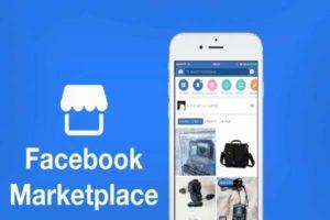 Facebook anuncia Marketplace