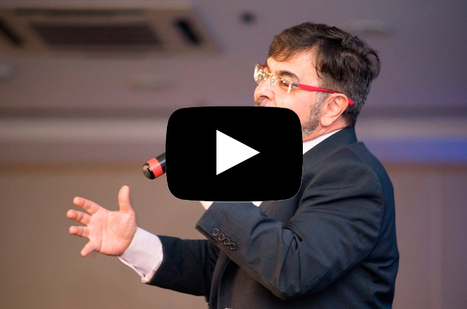 vídeo palestra motivacional claudio tomanini