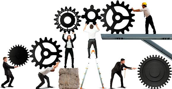 trabalho em equipe como fazer